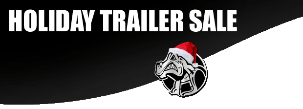 Holiday Trailer Sale 2019