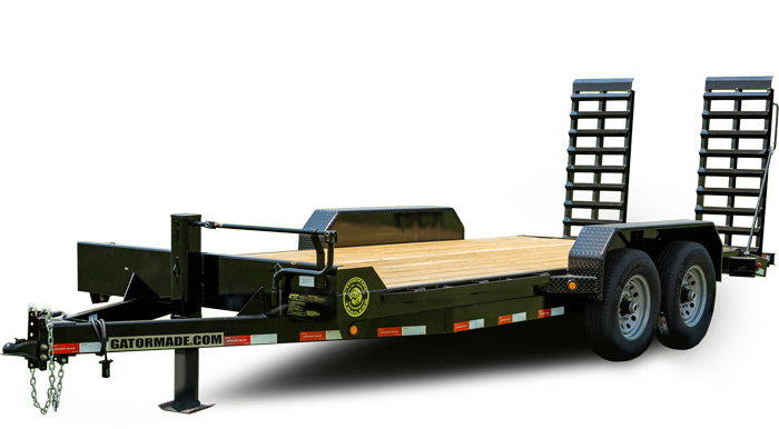 Equipment Trailer Gatormade