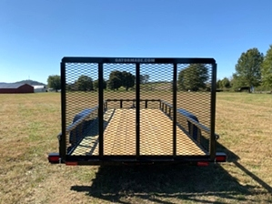 Utility Trailer For Sale | Gator 16ft Utility Trailer For Sale
