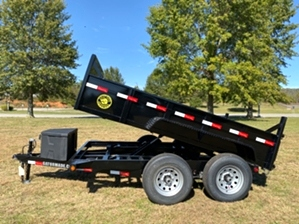 Dump Trailer On Sale | Gator 6x10 Dump Trailer For Sale