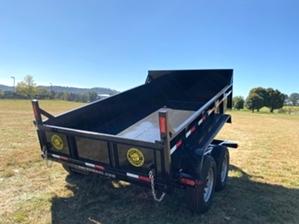 Dump Trailer On Sale
