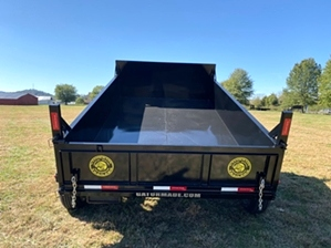 Dump Trailer On Sale 2020 Gator 6x10 Dump Trailer