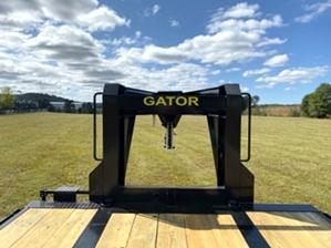 Gooseneck Trailer Sale 20+5 Gator Dual Tandem Gooseneck Trailer