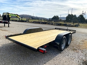 Car Hauler Trailer For Sale | 16ft Car Hauler Trailer For Sale