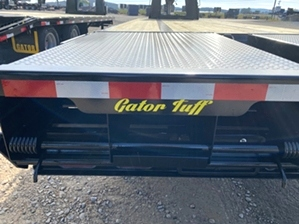 New 2020 Gooseneck Trailer On Sale | 2020 Gator Elite Gooseneck Trailer With Free Bigfoot Jacks