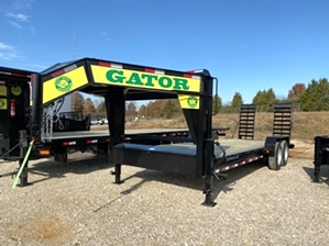 Low Profile Gooseneck Trailer On Sale | 16K GVWR Gooseneck Trailer