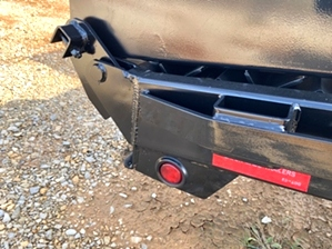 Gatormade Gooseneck Trailer For Sale | 20 and 5 Husky Gooseneck Trailer