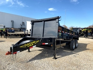 Gatormade Aardvark Dump Trailer | Gatormade 16k Dump Trailer On Sale For $10,595