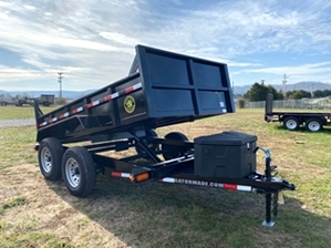 Trailer Sale 2020 6x10 Dump Trailer | Dump Trailer On Sale At Gatormade Trailers $4,495