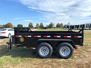 Dump Trailer On Sale | 6x10 Dump Trailer For Sale At Gatormade Trailers