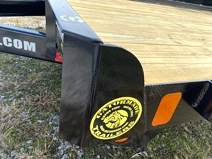 Equipment Trailer For Sale | 14,000 Pound Gatormade Trailer For Sale