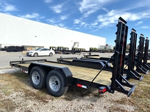 Equipment Trailer On Sale | 2020 Equipment Trailer 14,000 Pound Gatormade Trailer Sale For  $2,995