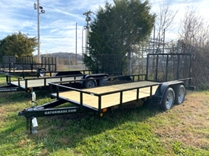 Landscape Trailer Sale At Gatormade | 2020 16 Foot  Landscape Trailer $1890