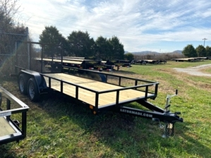 Landscape Trailer For Sale