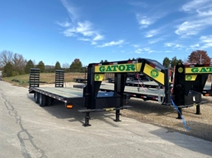 Gooseneck Tandem Dual Trailer For Sale Gooseneck Trailer For Sale At Gatormade Trailers | New Gooseneck Tandem Dual Trailer For Sale Factory Direct