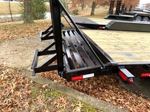 Low Profile Gooseneck Trailer For Sale