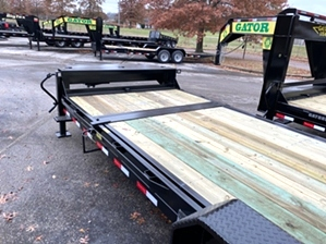 Tilt Bed Equipment Trailer For Sale At Gatormade Trailers