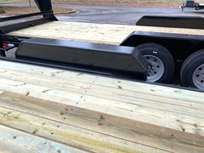 Tilt Bed Equipment Trailer On Sale At Gatormade Trailers