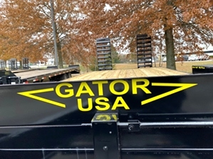 Equipment Trailer On Sale | 2020 Gatormade 14k Equipment Trailer $4,995