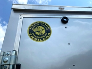 Enclosed Trailer For Sale