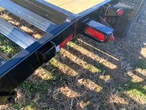 Equipment Trailer For Sale 14k