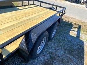 Utility Trailer On Sale | Gatormade 14 Foot Utility Trailer For Sale