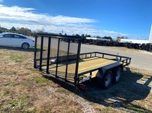 Utility Trailer On Sale