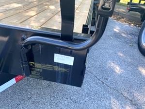 Equipment Trailer Commercial Grade