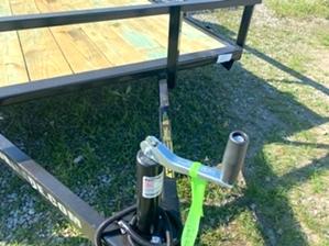 Utility Trailer Single Axle