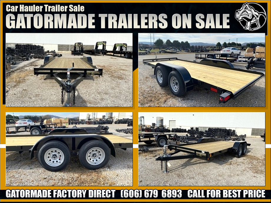 Image Gatormade Trailers On Sale