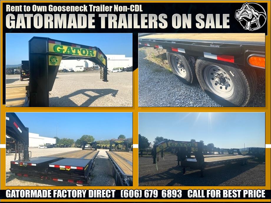 Image Gatormade Trailers On Sale